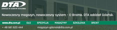 E-Brama. DTA Oddział Gdańsk