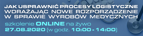 Jak usprawnić procesy logistyczne wdrażając nowe rozporządzenie w sprawie wyrobów medycznych
