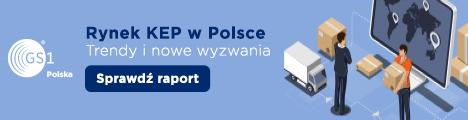 Raport GS1 - Rynek KEP w Polsce