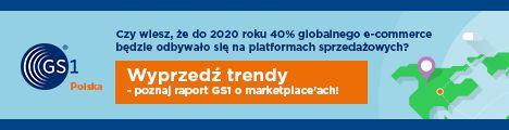 Platformy sprzedażowe w Polsce - raport GS1