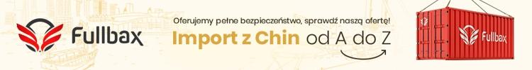 Fullbax - import z Chin