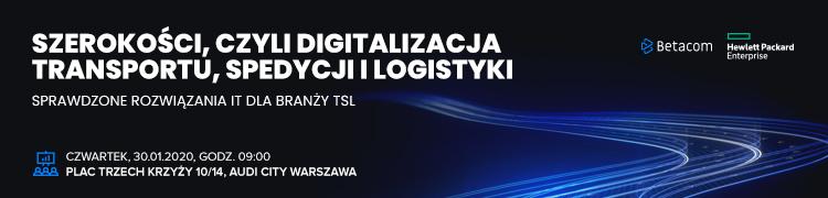 Digitalizacja TSL - konferencja