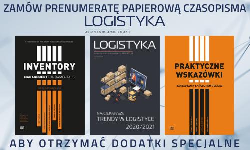 Zamów prenumeratę czasopisma Logistyka