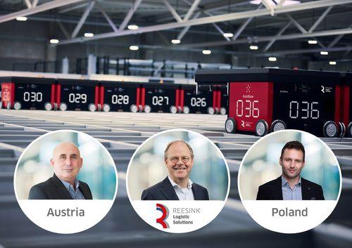 Reesink Logistic Solutions rozszerza działalność na Polskę i Austrię