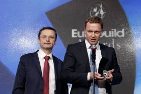 Sukces Colliers International w konkursie Eurobuild Awards