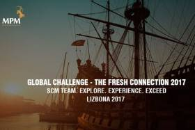 Lizbona gospodarzem światowego finału Global Challenge - The Fresh Connection 2017