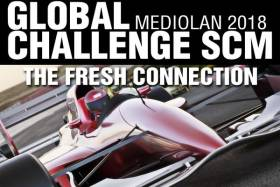 Zjednoczone Emiraty Arabskie zwycięzcami Global Challenge SCM - The Fresh Connection 2018