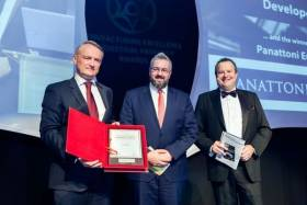 Panattoni Europe z trzema nagrodami w Manufacturing Excellence & Industrial Property Awards 2016