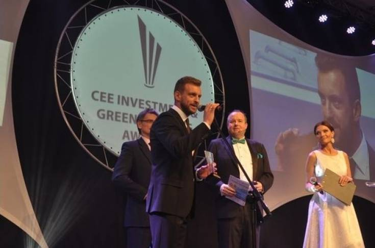 Panattoni Europe dwukrotnym zwycięzcą w CEE Investment & Green Building Awards 2016