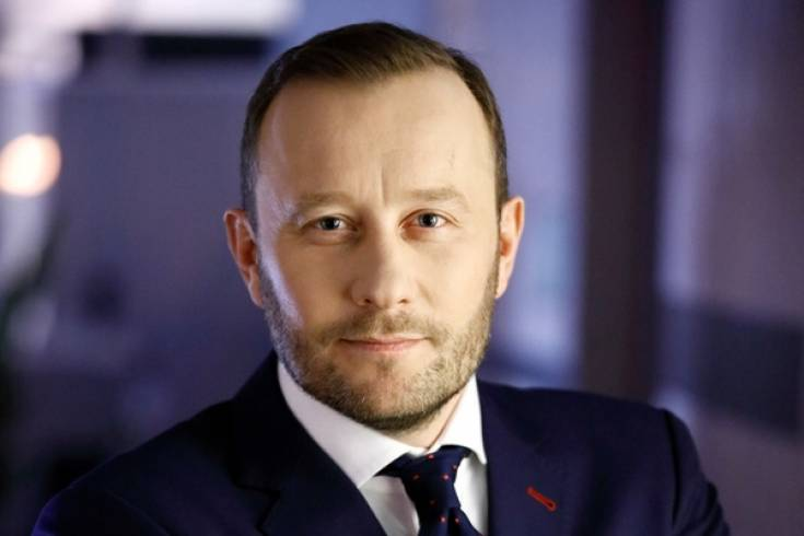 Paweł Sapek, Senior Vice President, Regional Head CE & Country Manager Prologis