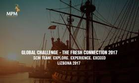 Polacy na podium w Global Challenge - The Fresh Connection 2017