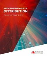 Raport Cushman & Wakefield - The Changing Face of Distribution: The Shape of Things to Come