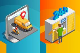 Out-of-home delivery in Europe 2021 - raport  Last Mile Experts