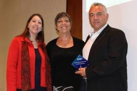 Deutsche Post DHL zdobywcą EMC Blue Sky Supplier Sustainability Award 2014