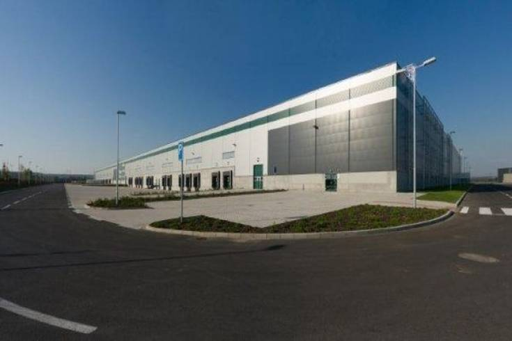 Prologis Park Prague-Uzice