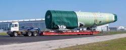 Transatlantycki handel i zaawansowana produkcja samolotów