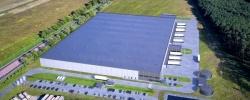 Goodman buduje magazyn części zamiennych w Świecku