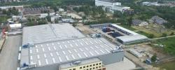 Panattoni Europe realizuje kolejne etapy budowy nowej fabryki dla Bombardier Transportation w Polsce