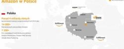 Amazon rozszerza w Polsce działalność badawczo-rozwojową i tworzy nowe miejsca pracy w centrach logistyki e-commerce