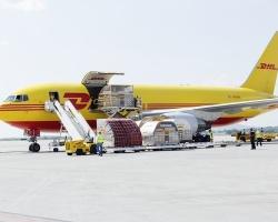 Na Okęciu wylądował jeden z największych samolotów transportowych na świecie