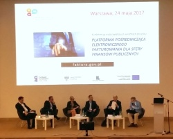Trwa konferencja E-Administracja dla Biznesu
