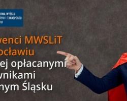Absolwentom MWSLiT powodzi się nieźle