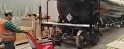 Wagony Świdnica S.A. zwiększą wydajność logistyki linii produkcyjnej