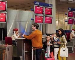 Linie Emirates z certyfikatem w zakresie obsługi bagażu na lotnisku w Dubaju