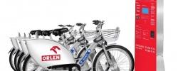 PKN ORLEN uruchamia wypożyczalnie rowerów w 6 miastach