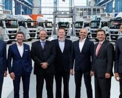 Pojazdy ciężarowe z napędem elektrycznym wyjechały na drogi - MAN i konsorcjum CNL rozpoczynają testy