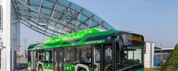 10 Solarisów Urbino electric już w Mediolanie