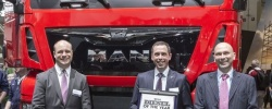 """Silnik MAN D3876 zdobywcą tytułu """"Diesel of the Year 2016"""""""