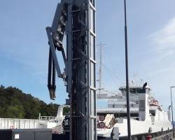 Statki w polskich portach zasilane z lądu - bezpiecznie i ekologicznie