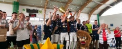 Pracownicy DB Schenker zmierzyli się w walce o Puchar Prezesa