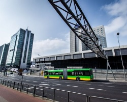 Autobusy najnowszej generacji dla Poznania