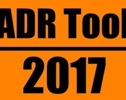 ADR Tool 2017 - ADR w kieszeni