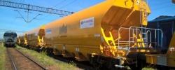 Dywizja Kolejowa Grupy Kapitałowej OT Logistics z certyfikatem GMP+