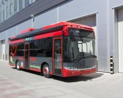 Pierwszy na świecie autobus elektryczny do poboru krwi