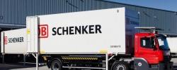 800 nadwozi wymiennych dla sieci krajowej DB Schenker