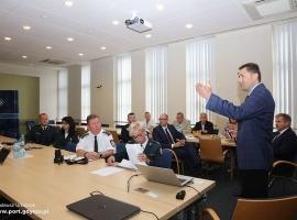 Pierwszy etap prac nad Port Community System w Gdyni