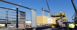 Agility Logistics dostarcza dwudziestotonowy wirnik turbiny parowej do Korei Południowej