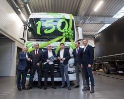 150 pojazdów MAN w barwach Sachs Trans