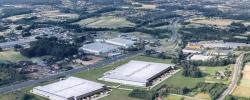 Panattoni Europe dostarczy największy kompleks magazynowy na Podbeskidziu - 68 500 m kw. Panattoni Park Bielsko-Biała III