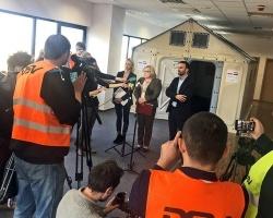 500 domów tymczasowych z magazynu DSV do Iraku