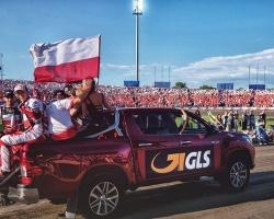 GLS Poland partnerem najważniejszych wydarzeń żużlowych na świecie