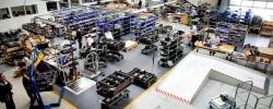 Mobile Industrial Robots współpracuje ze spółką Faurecia i optymalizuje jej produkcję
