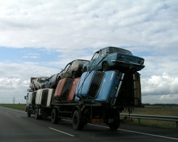 Analiza sieci recyklingu pojazdów wycofanych z eksploatacji w Polsce