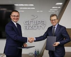 Strategiczna współpraca Grupy Azoty i CTL Logistics