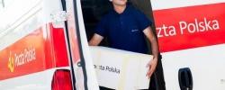 Klienci Poczty Polskiej odbiorą paczki w kioskach i salonikach RUCH
