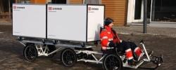 Elektryczne rowery DB Schenker podbijają Norwegię